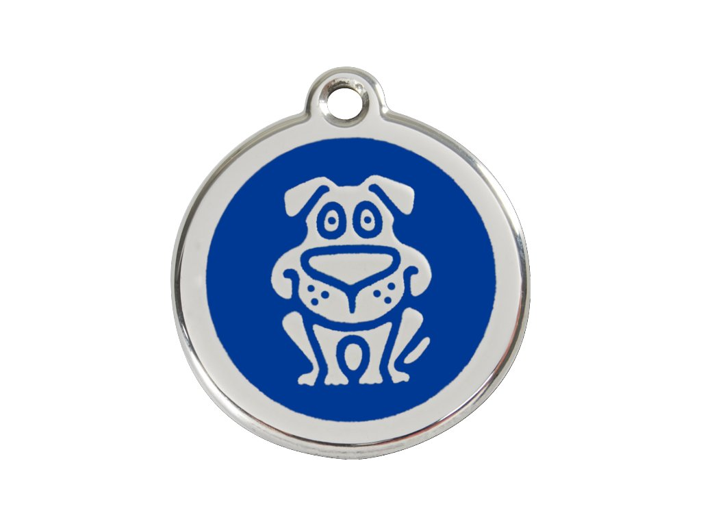 Známka pro psa – velká