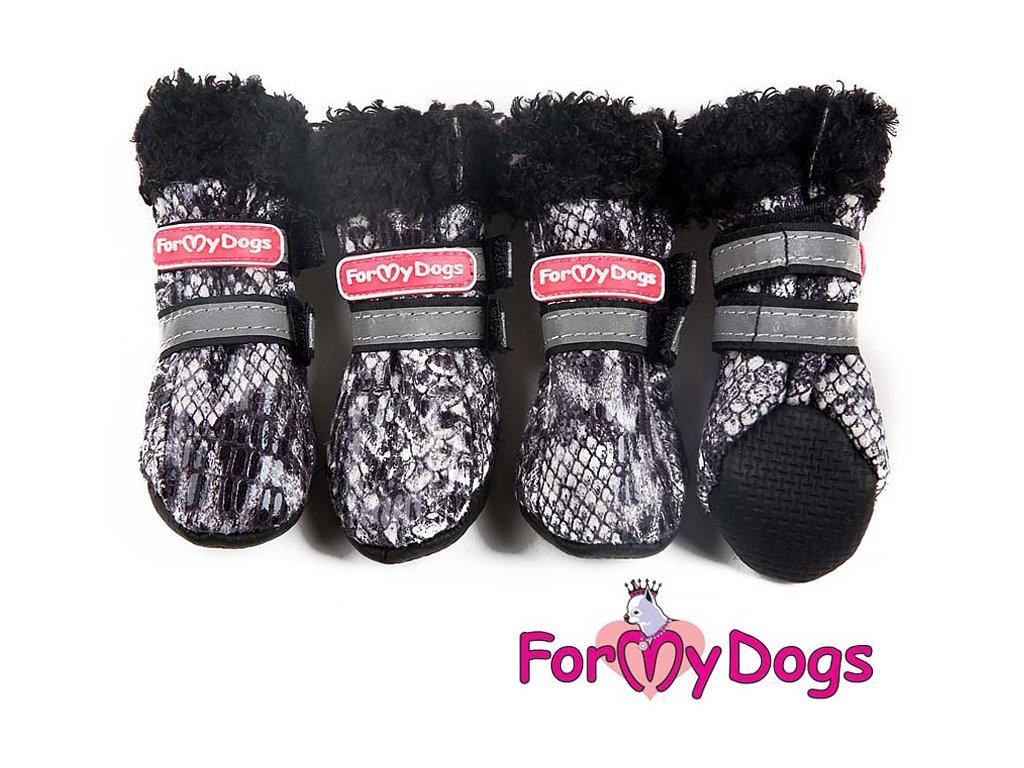 protiskluzové botičky pro psy For My Dogs 8e6ff9f1b9