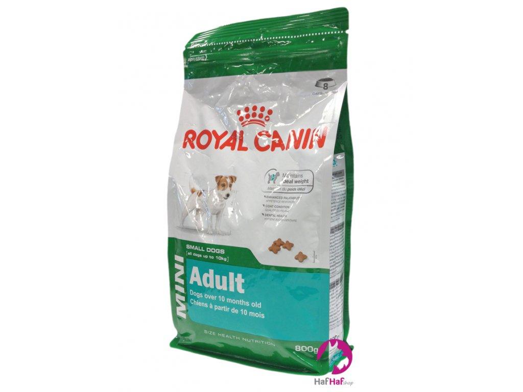 Granule pro psy Royal Canin Mini Adult 800g