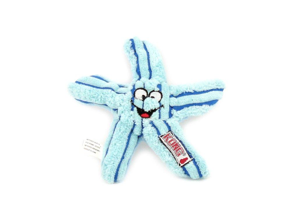 Originální hračka pro kočky ve tvaru mořské hvězdice plněné catnipem