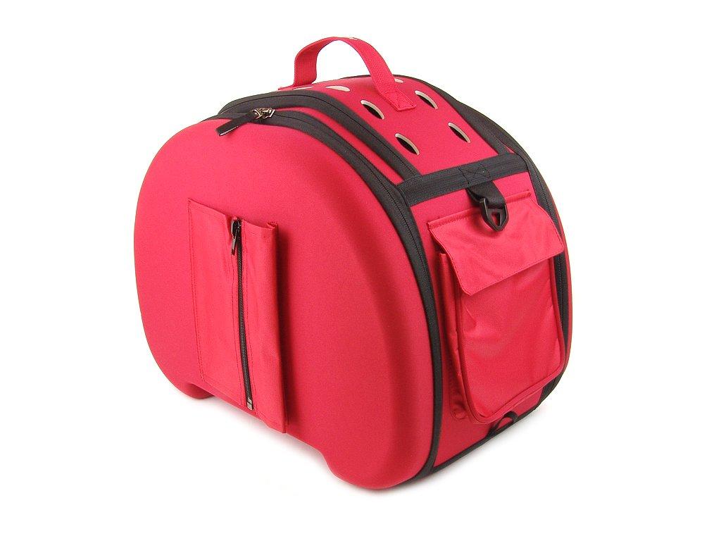 61cdbe8988 ... Prostorná taška na psy na kolečkách ve špičkovém provedení a designu  BOBBY ...