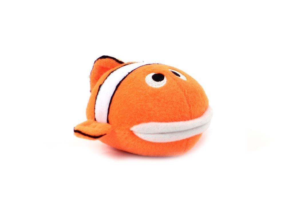 Roztomilá plyšová pískací hračka pro psy od URBAN PUP – Nemo