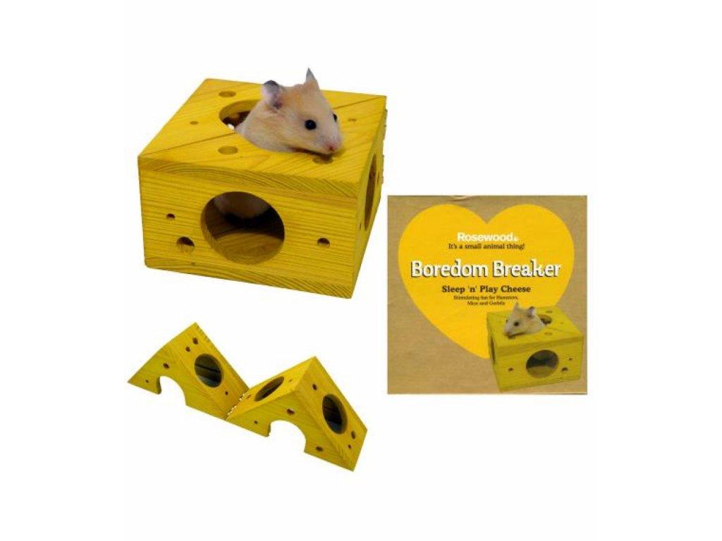 Domeček Sleep n Play Cheese