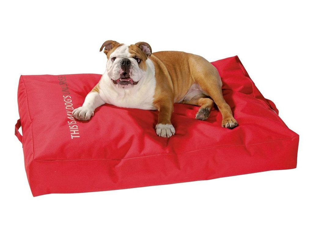 BOBBY Matrace pro psy, červená
