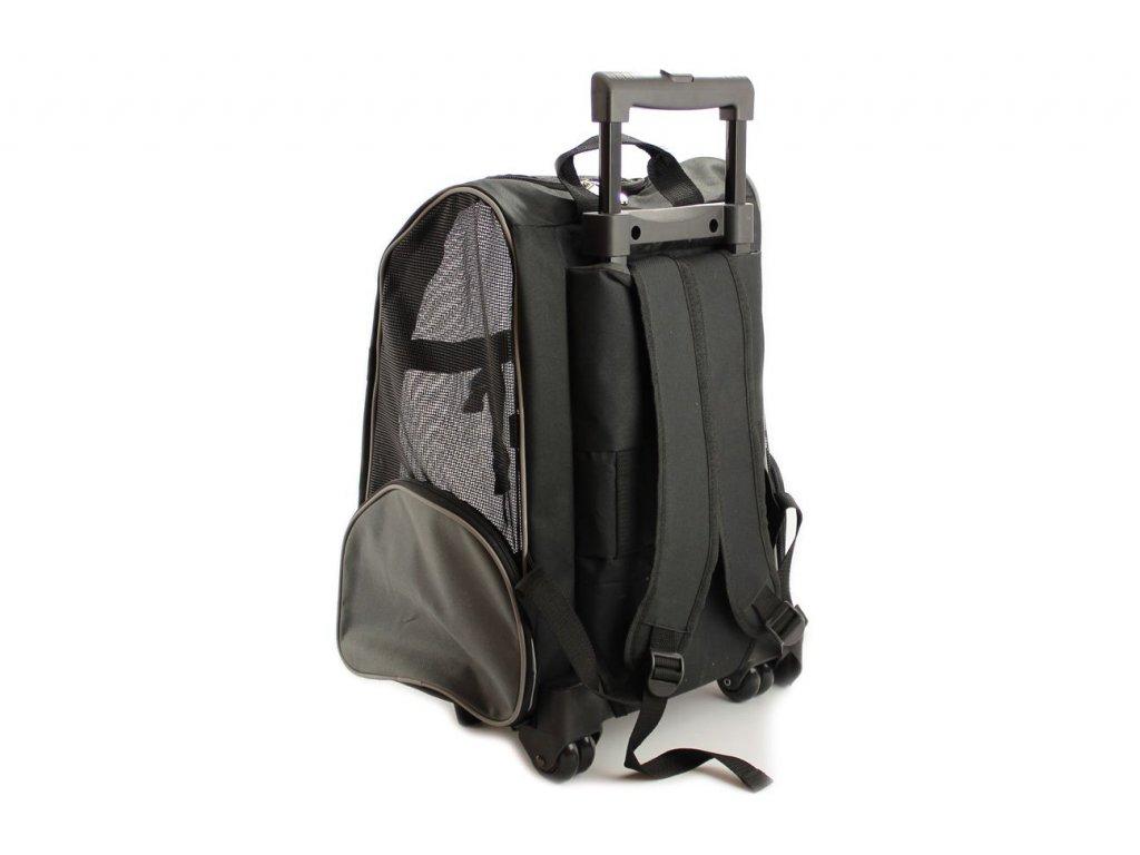 3ddfb426686 Batoh a taška pro psy na kolečkách