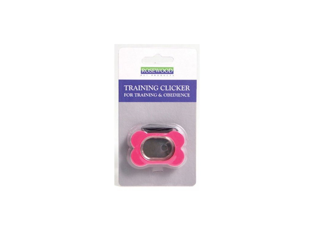 ROSEWOOD Training Clicker