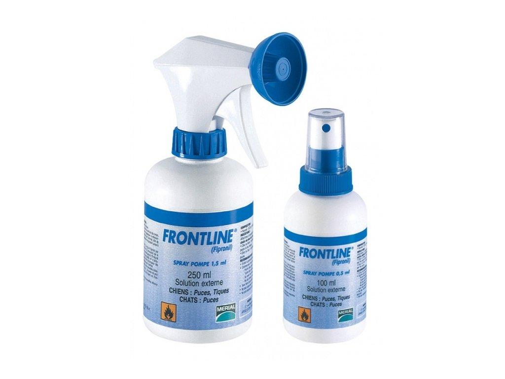 Frontline spray 250 ml - pro psy a kočky