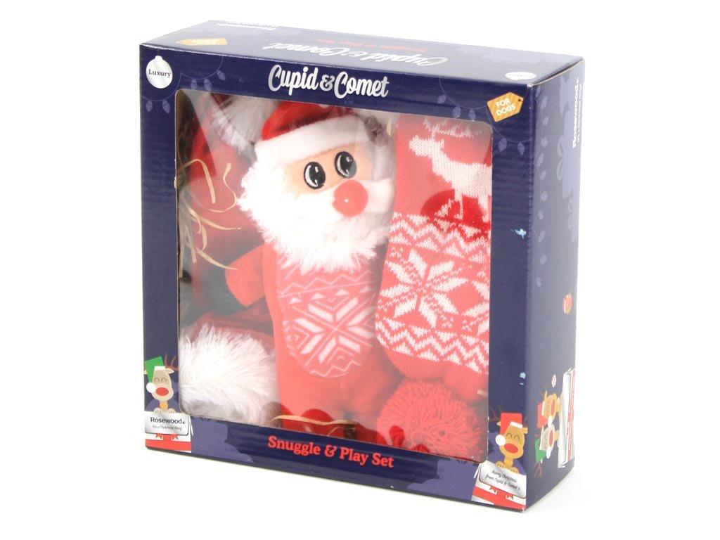 Dárkový vánoční box pro psy (1)