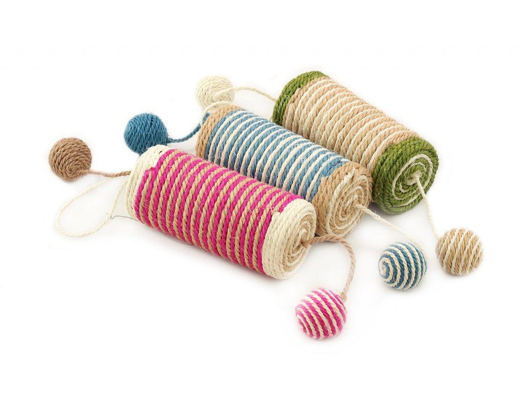 Škrabadlo – hračka pro kočky BOBBY CIRCUS