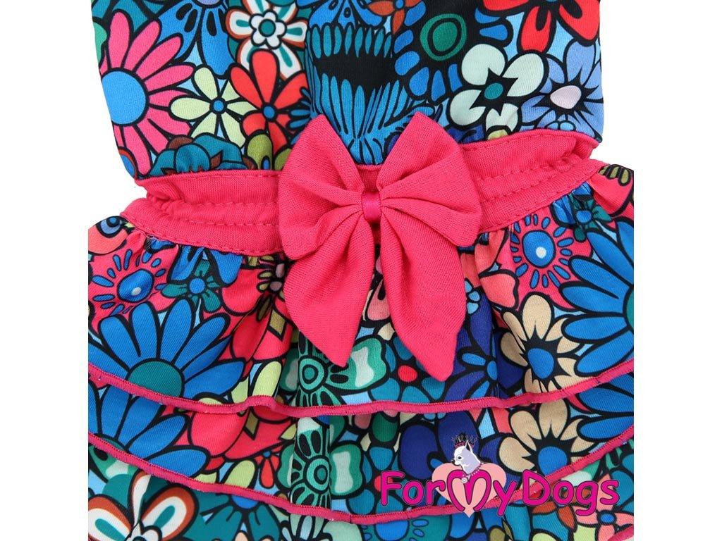 ... Oblečky pro psy – stylové letní bavlněné šaty pro fenky od ForMyDogs  (detail) ... d0b5d0b2e5
