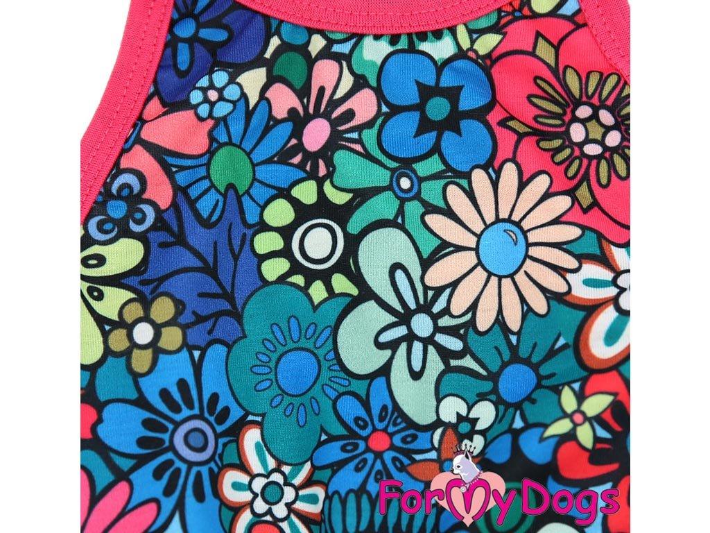 ... Oblečky pro psy – stylové letní bavlněné šaty pro fenky od ForMyDogs  (detail 2) d0c769e775