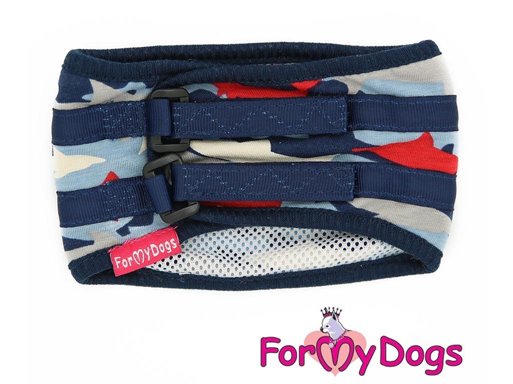 Hygienický pás pro psy, který znemožňuje značkování a páření