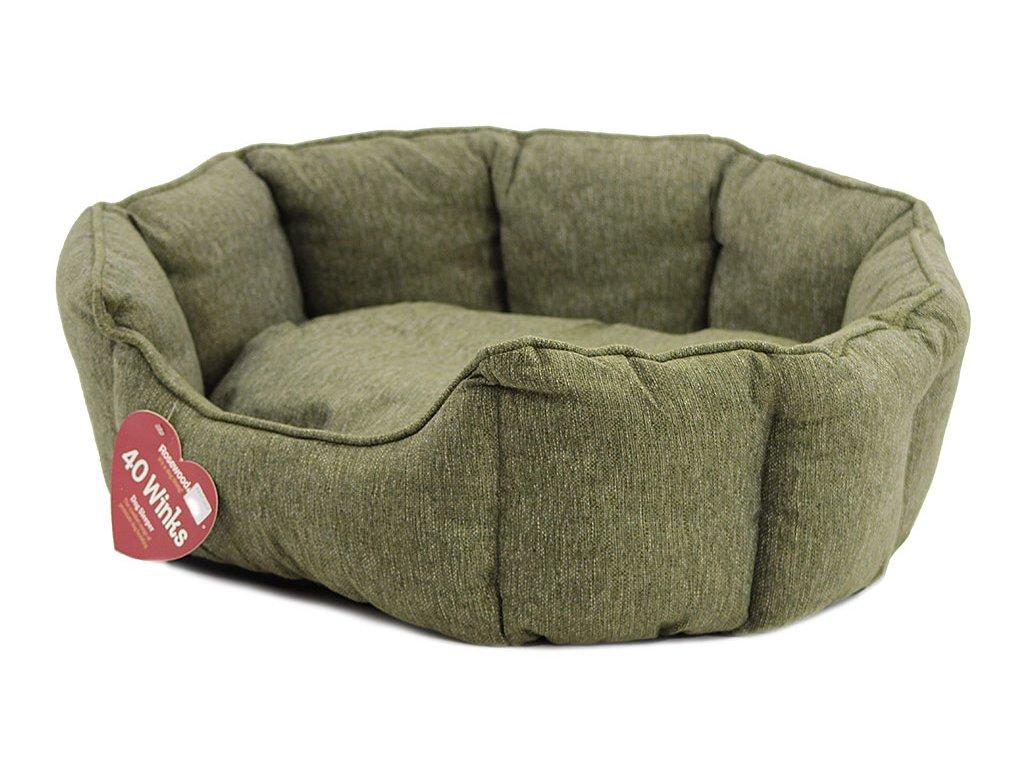Velmi praktický a pohodlný pelech pro psy v originálním designu ROSEWOOD vyrobený z pevné a odolné tvídové látky.