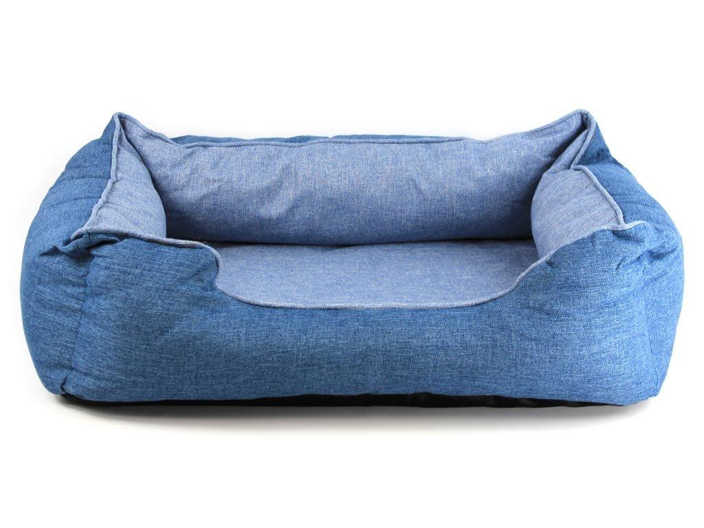 Chladící pelíšek je ideální řešení, jak zajistit svým psům klidný spánek a odpočinek i za těch nejparnějších letních dnů, modrý