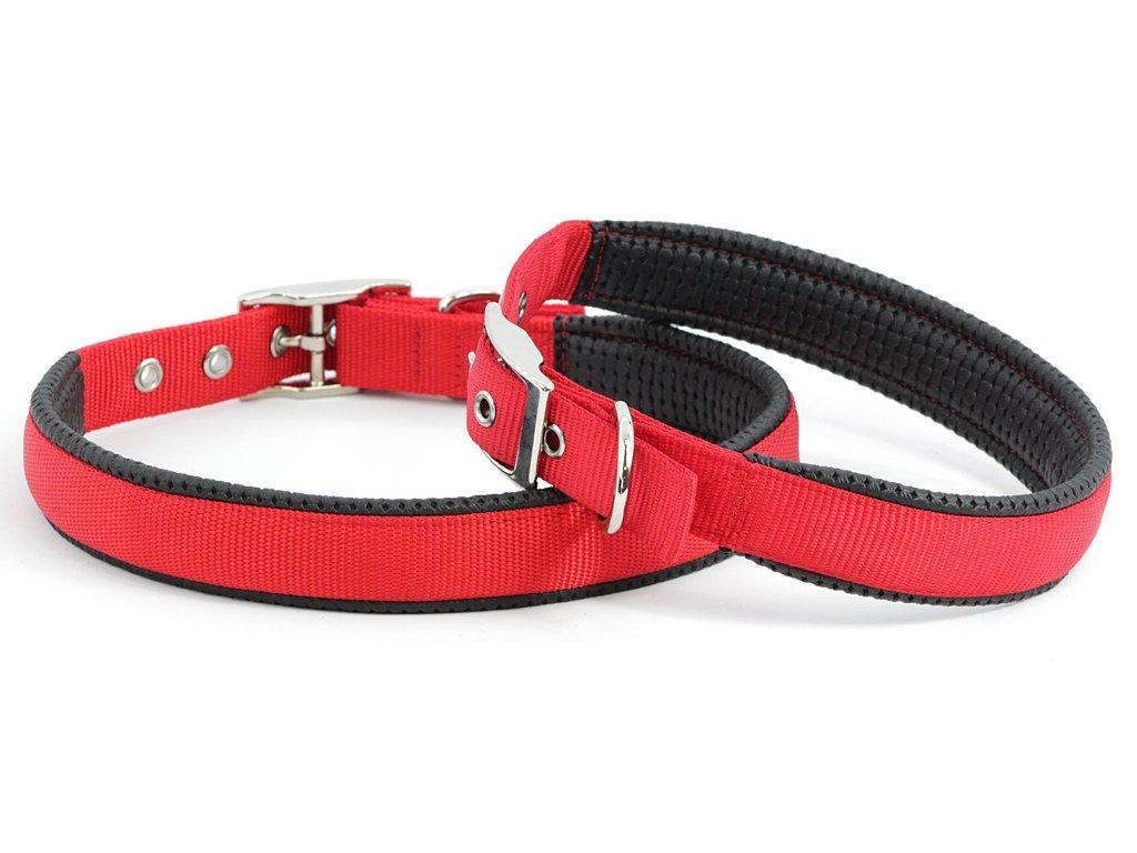 Obojek pro velké psy ROSEWOOD Soft Protection z vysokopevnostního nylonu s bohatým polstrováním a klasickým zapínáním. Výběr velikostí.
