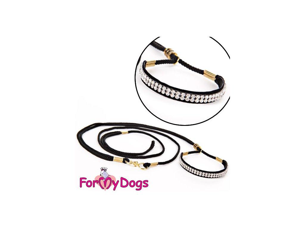 Luxusní vystavovací vodítko For My Dogs