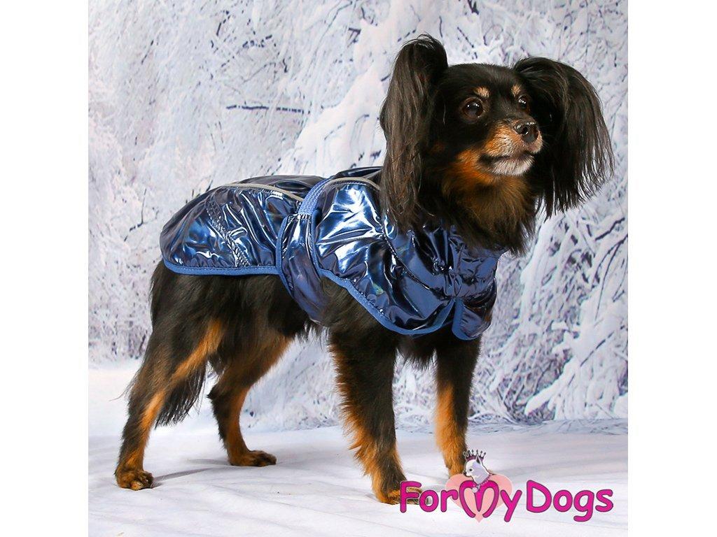 Obleček pro psy i fenky pláštěnka BLUE
