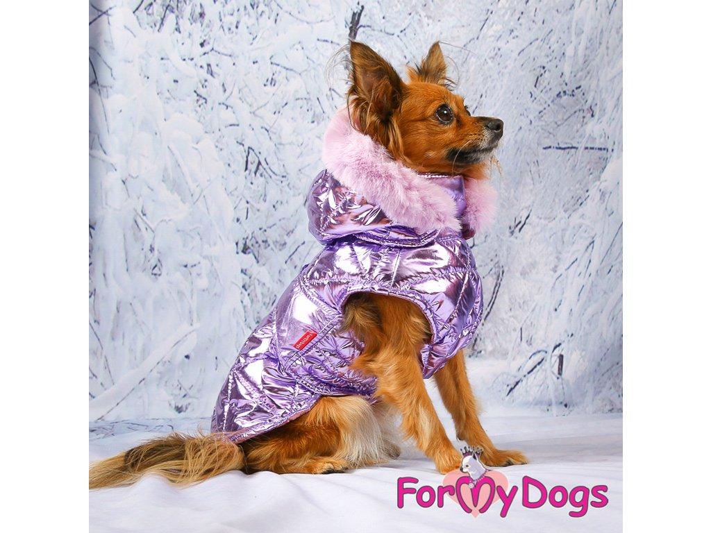 Obleček pro psy i fenky zimní bunda LILIAC