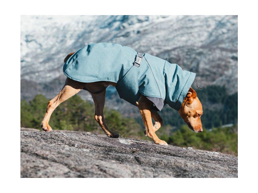 Obleček pro psy Hurtta Expedition parka modrá 2