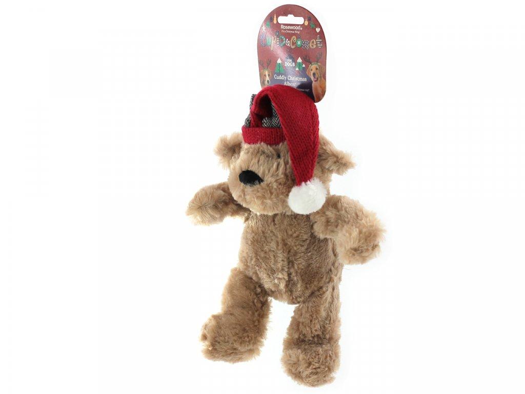 hracka pro psy medvidek s cepickou