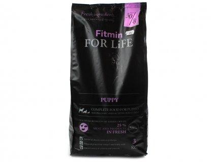 granule fitmin puppy 3kg
