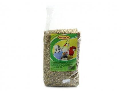 proso zelene pro exoty 1kg