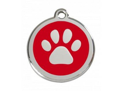 Známka pro psa – malá