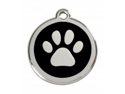 Malá identifikační známka pro psy od Red Dingo
