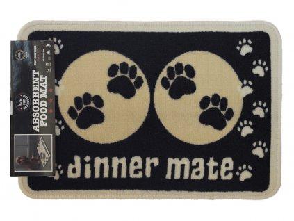 koberecek pod misky dinner mate