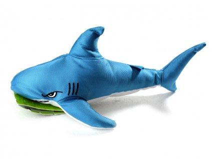 hracka zralok huhubamboo modry
