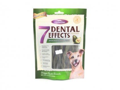 pamlsky 7 dental effects avokado