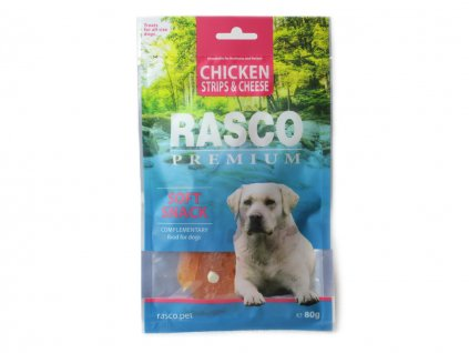 pamlsky pro psy rasco chicken chips and cheese