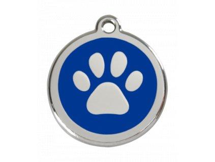 Kvalitní identifikační známka pro psy z nerezové oceli