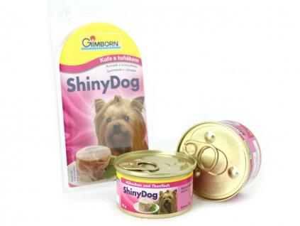 konzerva pro psy gimborn kure tunak