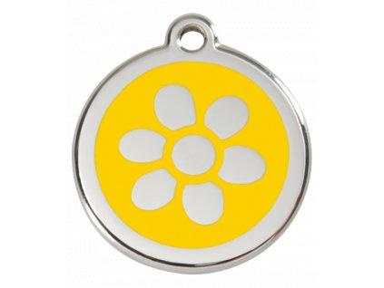 Střední identifikační známka pro psy
