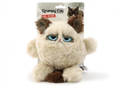 hracka pro psy grumpy cat