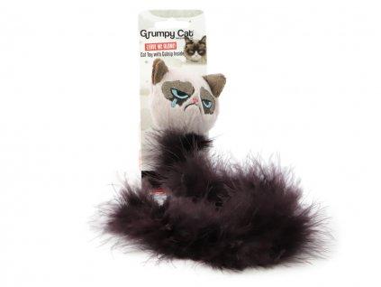 hracka pro kocky kocka grumpy cat