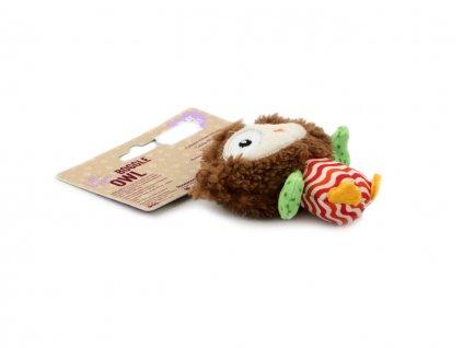 hracka pro kocky sova rosewood 2