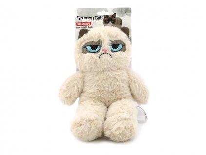 hracka pro psy grumpy cat plush