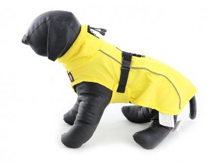 plastenka pro psy yellow jacket