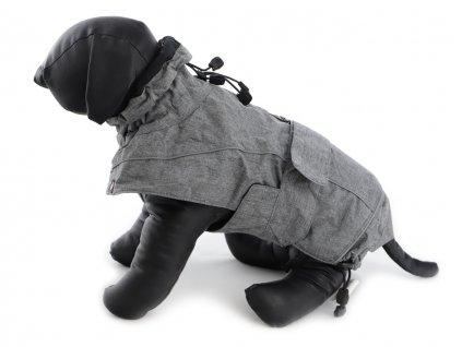 oblecek pro psy bunda prime grey