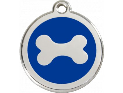 Velká identifikační známka pro psy