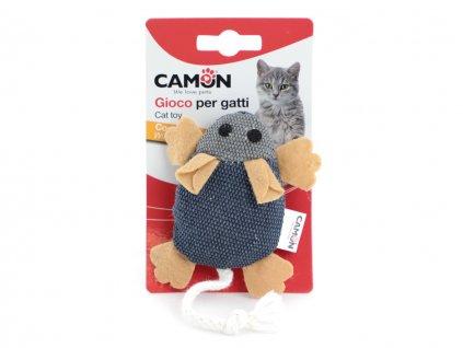 hracka pro kocky myska camon modra