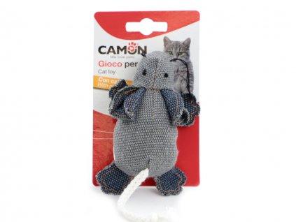 hracka pro kocky myska camon seda