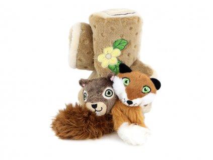 afp hracky pro psy liska veverka 4