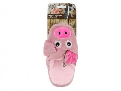 hracka pro psy pantofle afp shoes prasatko