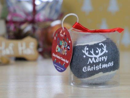 hracka pro psa micek merry christmas rw