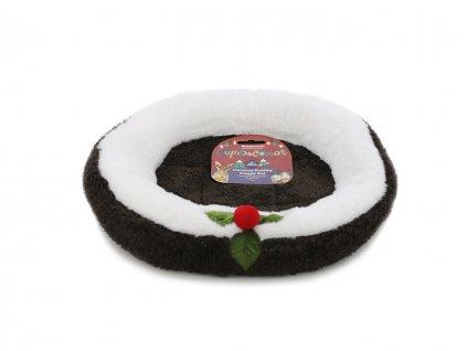 pelisek pro hlodavce rosewood luxury plush bed