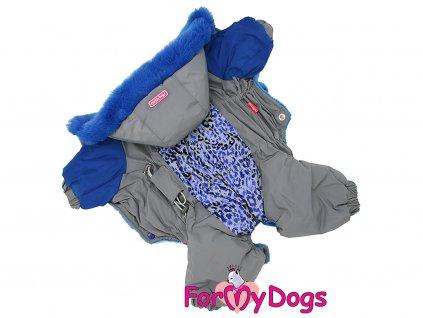 oblecek pro psy fmd grey blue pes