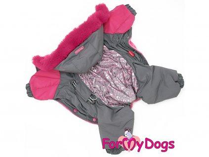 oblecek pro fenky fmd grey pink